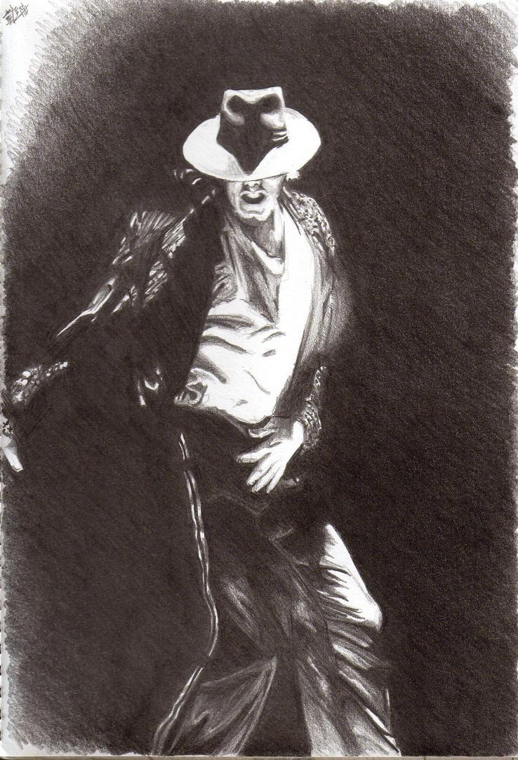 Michael Jackson by spydermann
