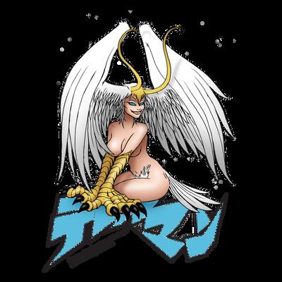 Sirene the Demon Bird