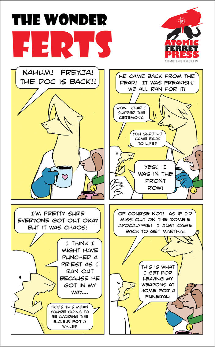 Wonder Ferts Strip 155 by Yastach