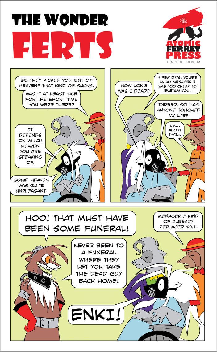 Wonder Ferts Strip 156 by Yastach