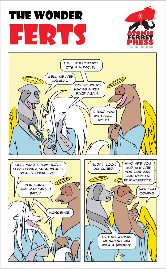 Wonder Ferts Strip 174 by Yastach