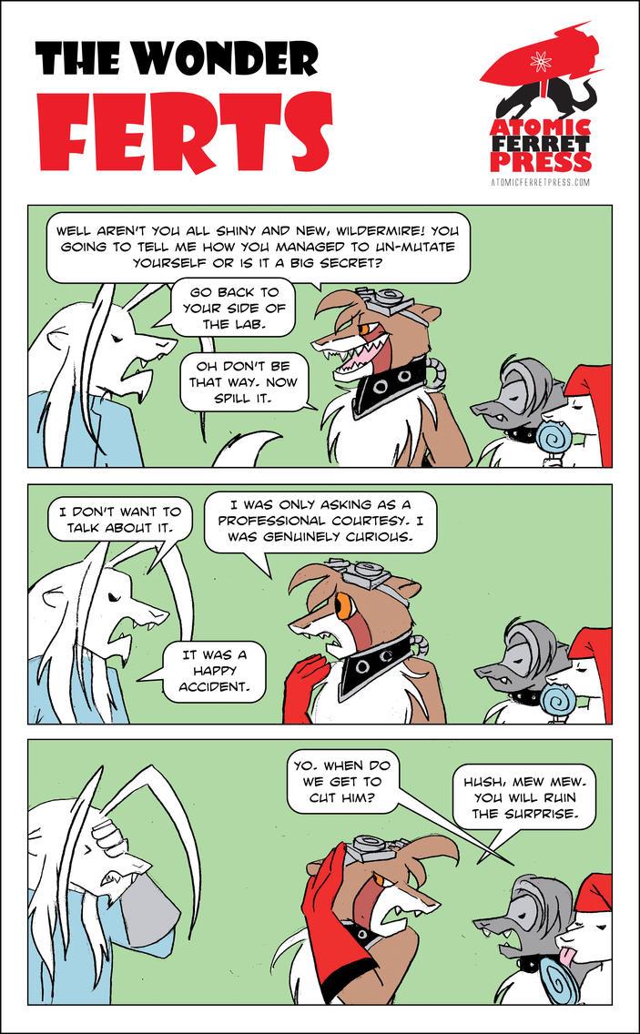 Wonder Ferts Strip 177 by Yastach
