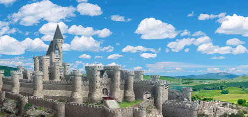 King Shad's Castle