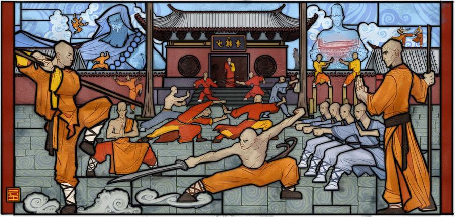 Shaolin by Raiddo