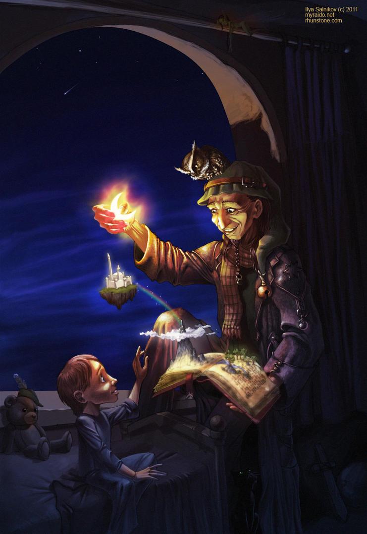 Storyteller by Raiddo