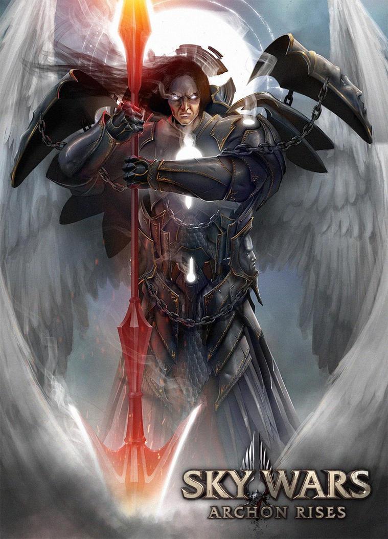 Sky Lancer by Raiddo