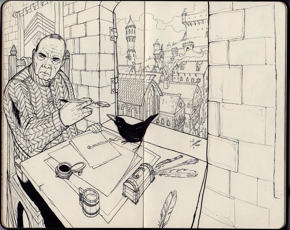 Ink30 by Raiddo