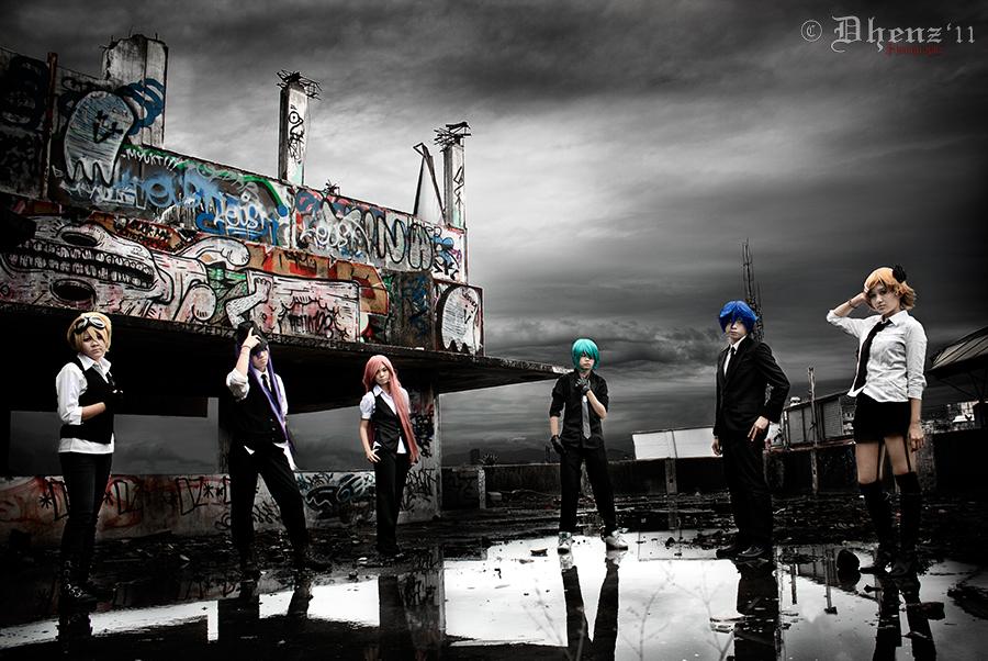 Vocaloid: Mafia by Reinforce-II