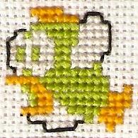 Fish Cross Stitch by magentafreak
