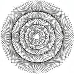 Repeating Spirograph 2-1 by magentafreak