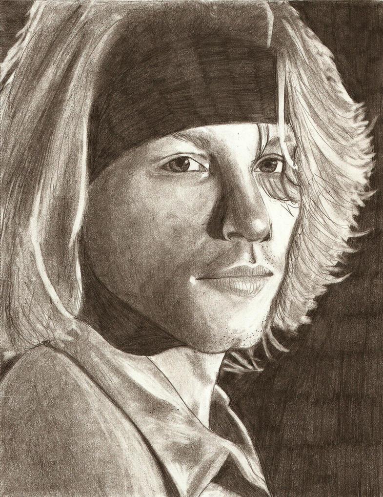 Jon Bon Jovi by magentafreak