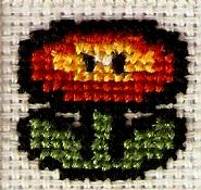 Fire Flower 2 by magentafreak