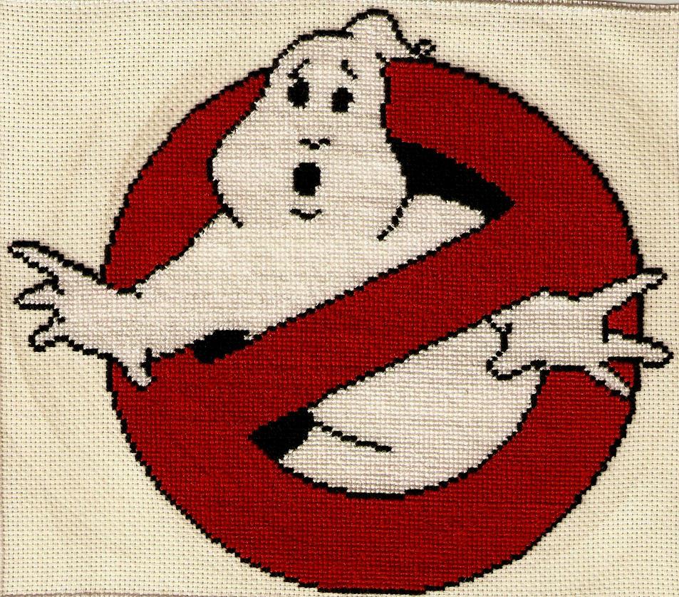 Ghostbusters Logo by magentafreak