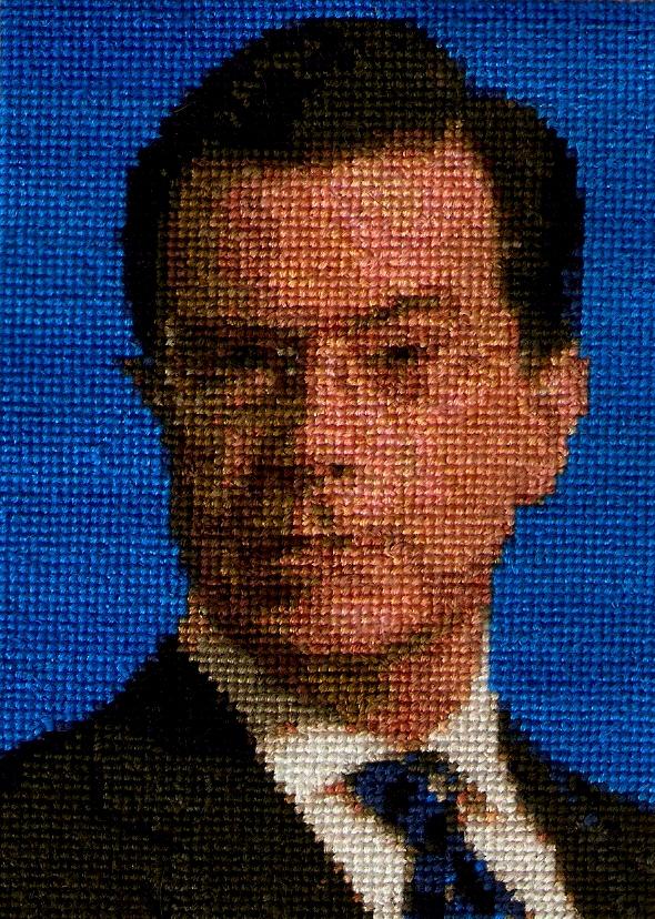 Stephen Colbert by magentafreak