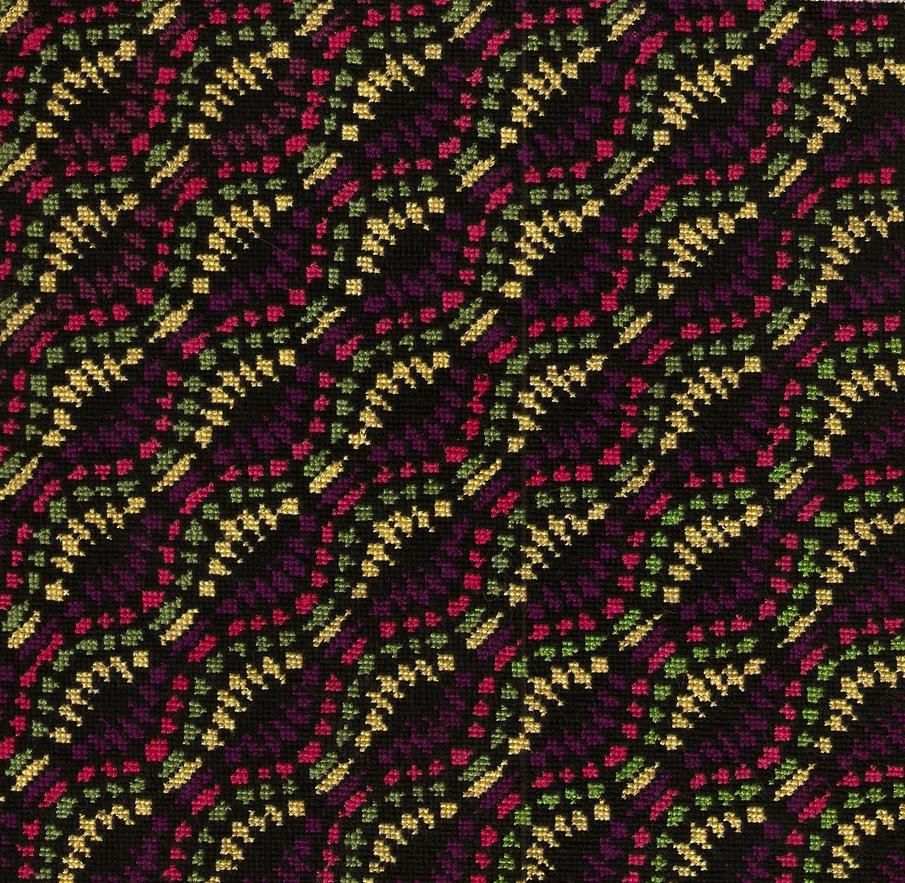 Transcendental Variations 2-2 Cross Stitch by magentafreak