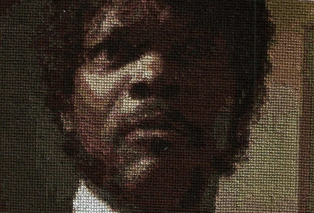 Samuel L Jackson by magentafreak