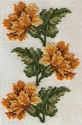 Yellow Flowers by magentafreak