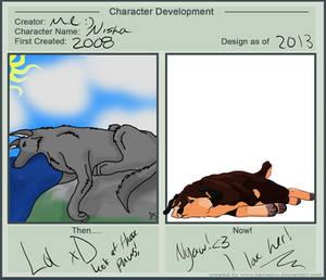 Character Development of Nisha