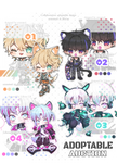 [CLOSED] ADOPTABLE AUCTION COLLAB ADOPT
