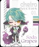 [CLOSED] CHEIRO ADOPTABLE AUCTION 01