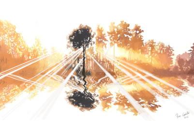 Puesta de Sol final