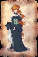 :PO: Makoto Meloetta outfit 2 by ko-ana