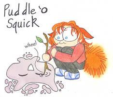 Puddle o' Squick by yokogreyword