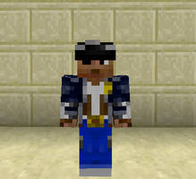 Current minecraft skin. by Sailing101