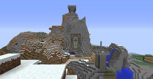 Mountan home by Sailing101