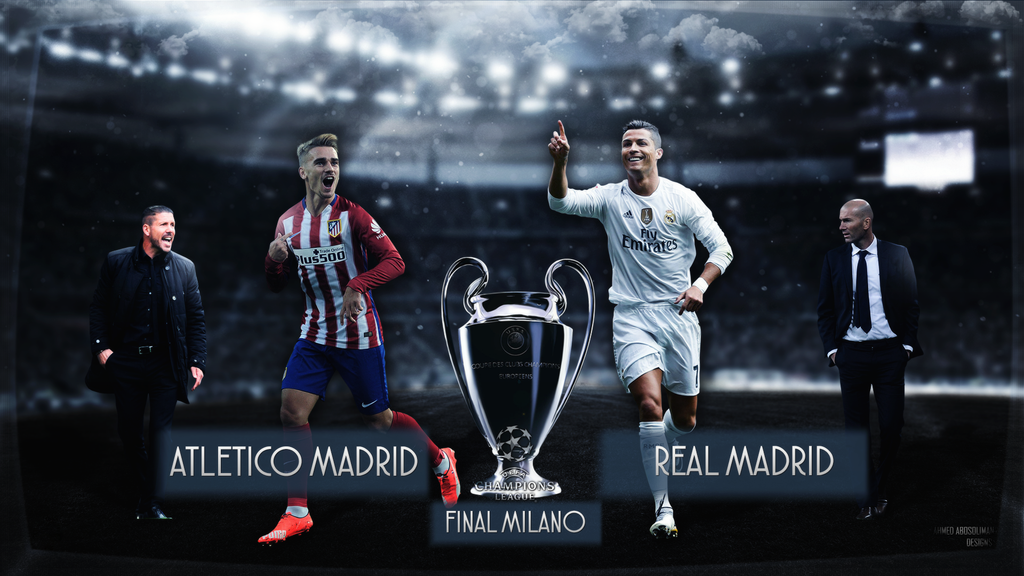 Real madrid vs atletico madrid wallpaper by ahmed abosoliman on real madrid vs atletico madrid wallpaper by ahmed abosoliman voltagebd Choice Image