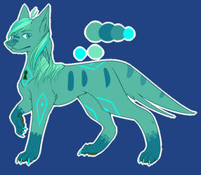 Adopt -Sold- by PeroxidePrinces
