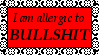 Bullshit Allergies by SuperiLoveCartoons