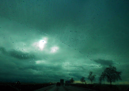 Eight-Hundred Over/ The Storms Rolling In