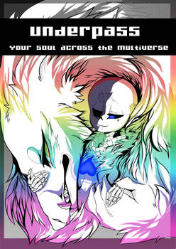 Your soul across the multiverse COVER
