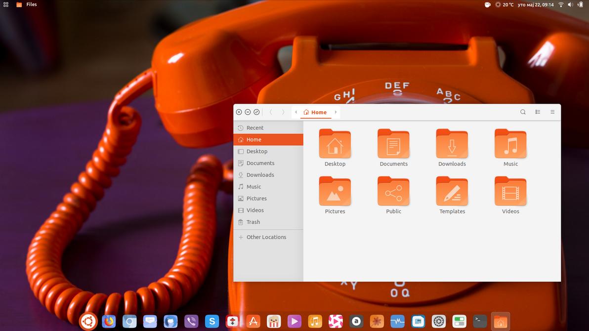 Ubuntu 18.04 by duschaan