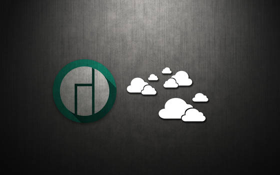 Manjaro clouds 2