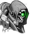 FL4K The Beastmaster - Borderlands 3 fan art