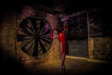 Dancing in the Old Shoe Factory by pradoleddo