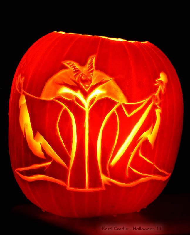 Maleficent 2011 Pumpkin By Afira On Deviantart