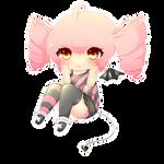 Art Trade: Page Doll Chibi