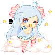 Pixel Page Doll by Neko-Kyohaku