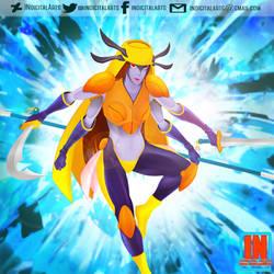 Cyber Angel Dakini