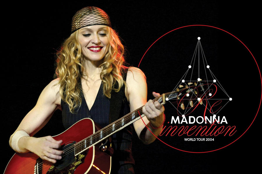 Madonna - Re-Invention Tour by MarieJoo