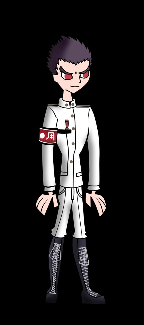 Ishimaru kun by Mortyn