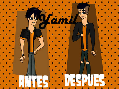Rework de Yamil