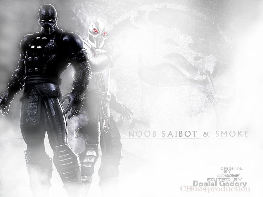 pin noob saibot smoke - photo #2