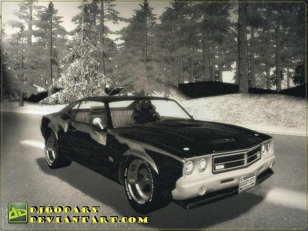 Custom Sabre Turbo GT 3D model 2010 by DjGodary