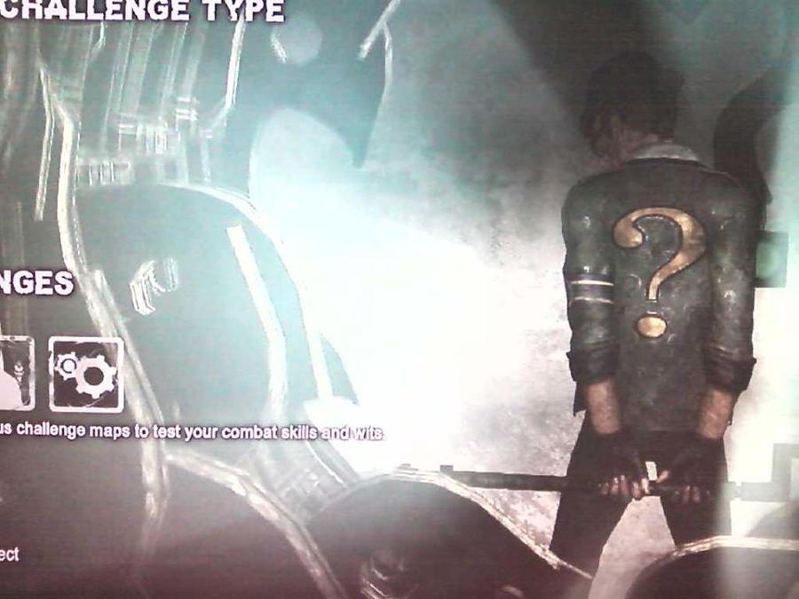 ~::Batman AC-Riddler's Revenge::~ by PuppetCrimes