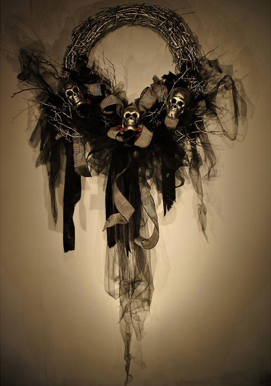 Grim Wreather by swoboso
