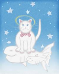 Valinor in Kitty Heaven